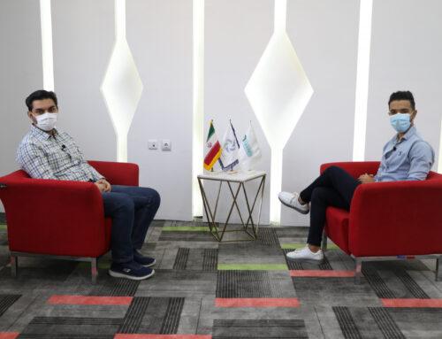  مصاحبه با شرکت های پارک علم و فناوری هرمزگان در برج فناوری هرمز ( قسمت اول شرکت ای تحفه )