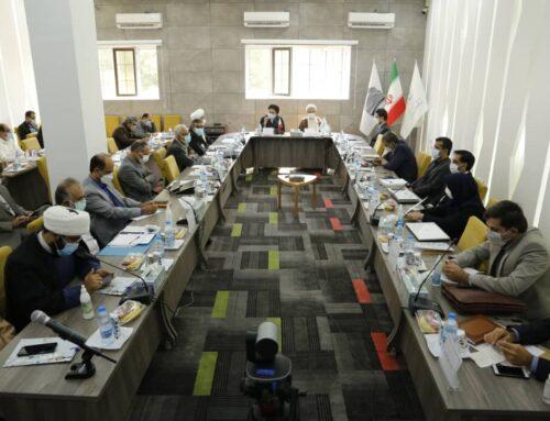 اولین نشست مشترک مسئولان ارشد استانی و دانشگاهی با محوریت بررسی چالش های فناوری و تحقیقات دانشگاه های استان هرمزگان